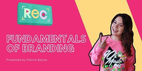 The Fundamentals of Branding tickets