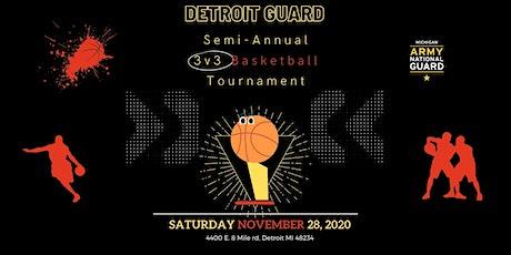 Detroit Light Guard Basketball Tournament tickets