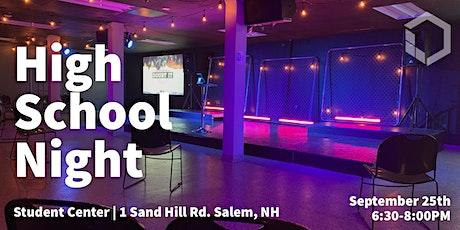 YTH Friday Night | High School tickets