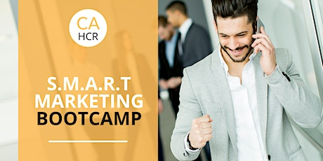 Home Care Sales Training: S.M.A.R.T. Marketing Bootcamp (Live Online) tickets