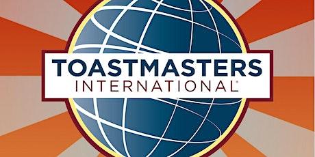 Toastmasters Roma biglietti