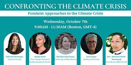 Feminist Approaches to the Climate Crisis tickets