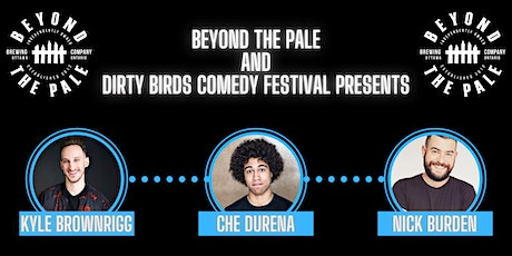 Comedy at Beyond the Pale tickets