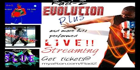 Evolution- plus tickets