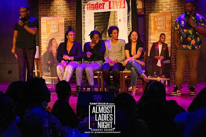 ALMOST LADIES NIGHT Comedy Soirée image