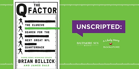 Unscripted with Brian Billick & James Dale tickets