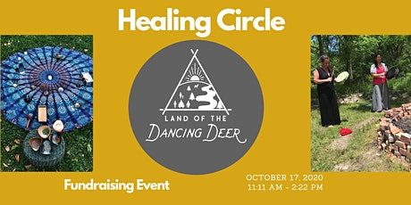 Healing Circle : Fundraising Event tickets