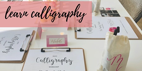 Learn Modern Calligraphy tickets