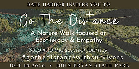 "Safe Harbor ""Go the Distance"" Nature Walk tickets"
