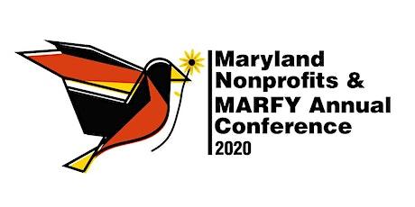 Maryland Nonprofits Annual Conference Ft. Angela Davis & Leslie Crutchfield tickets