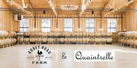 Anniversary Collaboration Dinner - Abbey Road Farm & Quaintrelle tickets