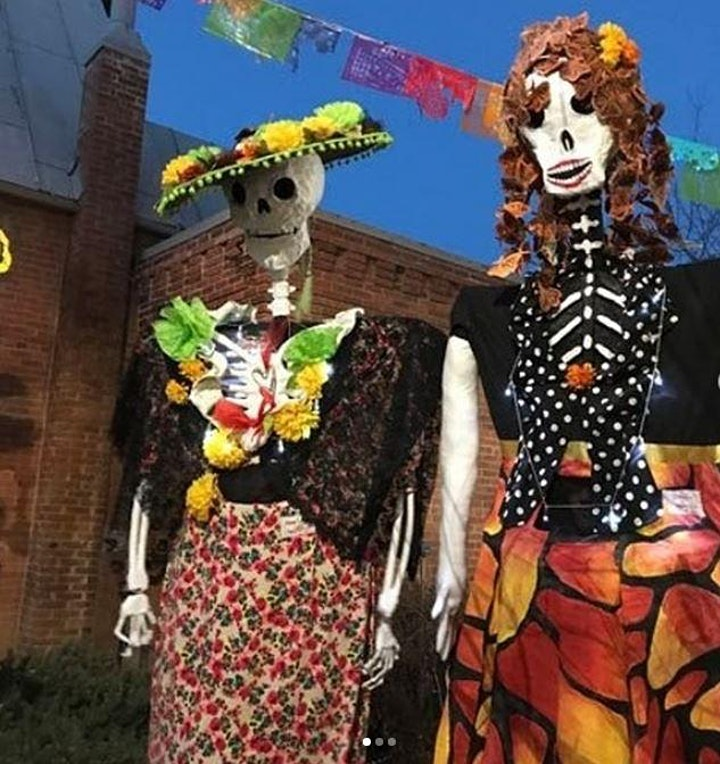 Day of the Dead Exhibit Opening Invocation image