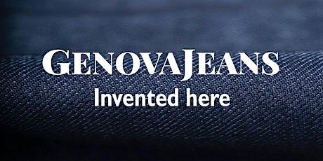 Presentazione di GenovaJeans 2021 biglietti