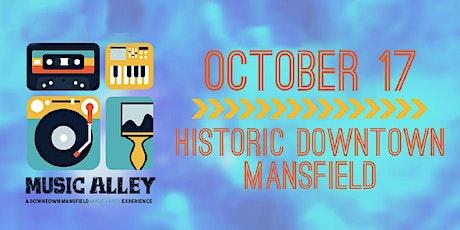 Music Alley tickets
