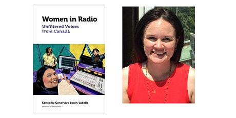 Book launch/Lancement de livre : Women in Radio tickets