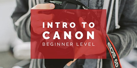 Intro to Canon tickets