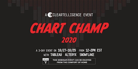 Chart Champ 2020 tickets