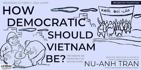 Fellow's Talk: Nu-Anh Tran tickets