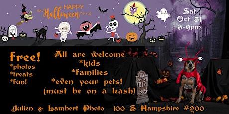 1st Annual Halloween Treats & Photos! tickets