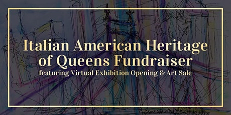 Queens Historical Society's Italian-American Heritage Fundraiser tickets
