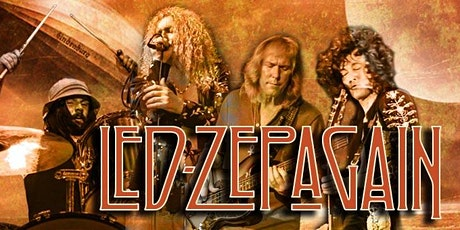 Led Zeppelin Tribute by Led Zepagain - Drive In Concert Montclair tickets
