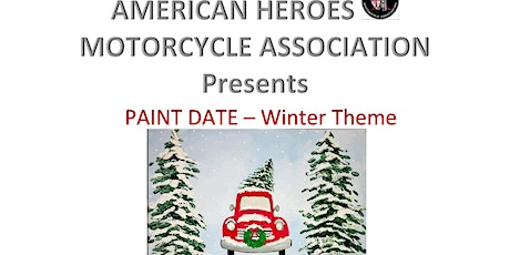 Paint Date - Winter Scene tickets