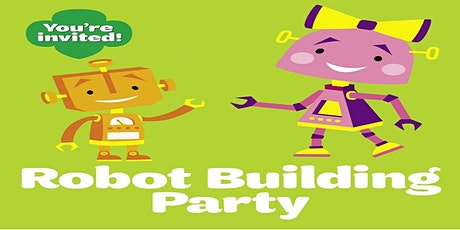 In Person Build a Robot  Party - Join Girl Scouts in Ferris, Tx tickets