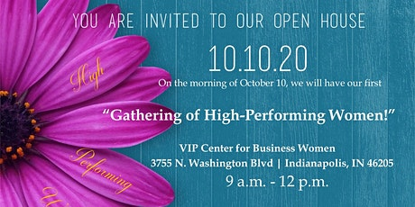 A Gathering of High-Performing Women! tickets