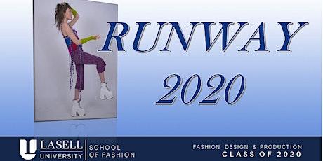 Lasell U School of Fashion RUNWAY 2020 @ Boston Fashion Week WATCH PARTY tickets