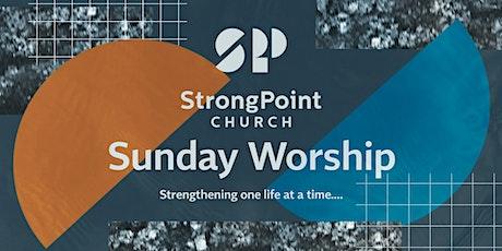 StrongPoint Sunday Worship tickets