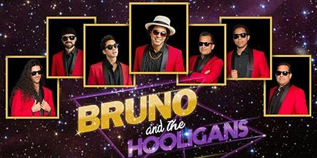 Bruno Mars Tribute by Bruno and the Hooligans - Drive In Concert Montclair tickets