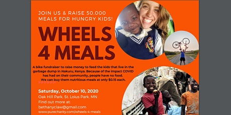Wheels 4 Meals Bike-A-Thon tickets