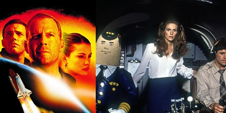 ARMAGEDDON and AIRPLANE! Pop-up Drive-In Cinema tickets