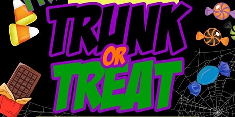Walk Up & Go Trunk or Treat tickets
