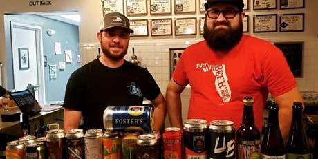 Monthly Bottle Share tickets