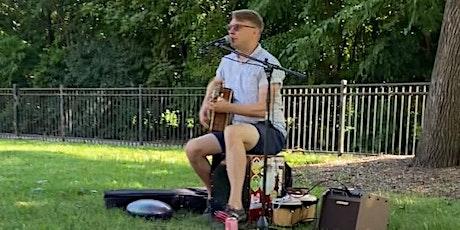 HALLOWEEN Songs 'n Swings: Music with Mr. Nick Davio tickets