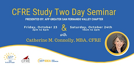 CFRE Study Day Seminars tickets