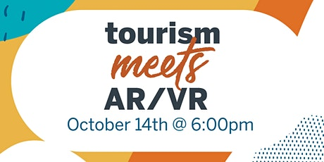 Tourism Meets AR/VR Imagine Meetup tickets