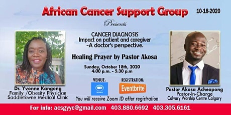 African Cancer Support tickets