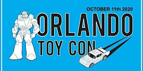 Orlando Toy Con - 2020 tickets