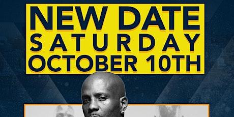 DMX PERFOMING LIVE CINCINNATI:  tickets