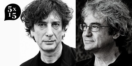 Carlo Rovelli and Neil Gaiman tickets