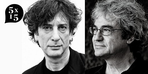 Carlo Rovelli and Neil Gaiman in Conversation