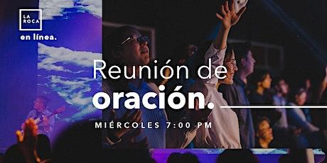 Reunión de Oración Puerto Vallarta | Jueves 24  Septiembre entradas