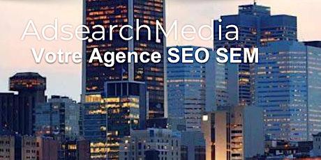 Formation SEM Google ADS Niveau 1 à 2 billets