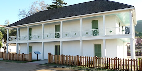 Alviso Adobe Virtual Tour of the Grounds tickets
