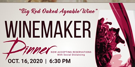 IMAGINE WINE WINEMAKER DINNER tickets
