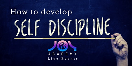 How to develop Self Discipline tickets