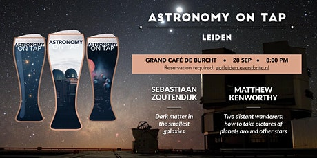 Astronomy on Tap - Observing the Universe from Dark Matter to Exoplanets! tickets