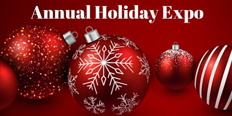 6th Annual Holiday Expo tickets